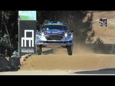 WRC Ford Fiesta M-Sport Ott Tänak (Show & Full Attack) Full HD
