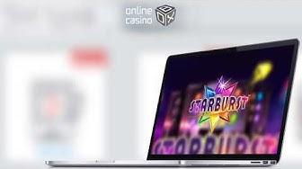 Starburst  slot machine: slot tricks revealed at OnlineCasinoBox