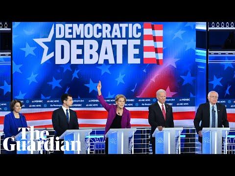 Democratic Debate Highlights: 2020 Presidential Hopefuls Tear Into 'criminal' Trump