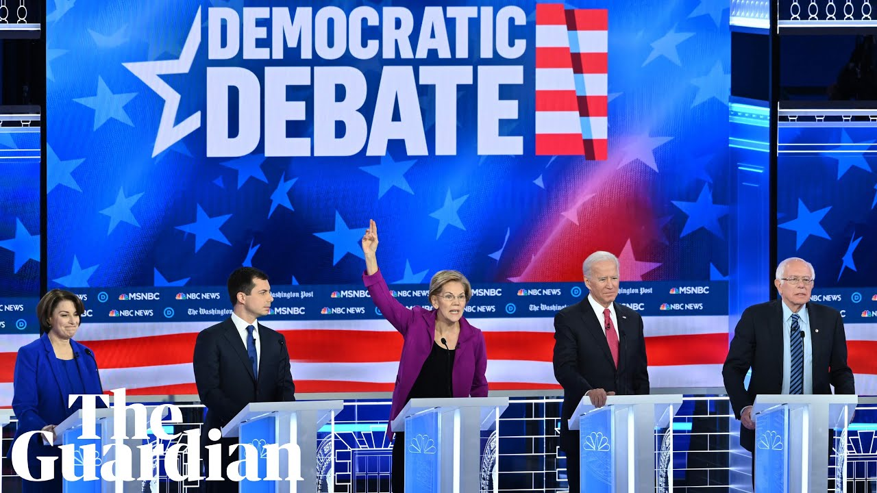 Democratic debate highlights: 2020 presidential hopefuls tear into 'criminal' Trump