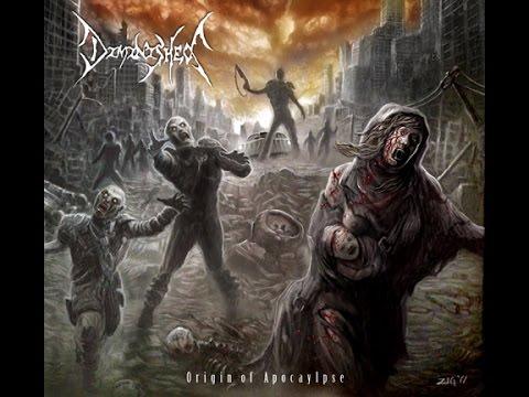 diminished origin of apocalypse sevared records 2012 full album