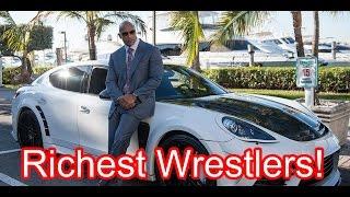 top 5 richest wwe wrestlers in the world richest wrestlers 2016 hd 1080p