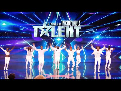 Watch The Rookies Dance Performance On France's Got Talent !