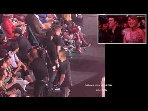 180520 BTS Reaction To Kelly Clarkson @BBMAs