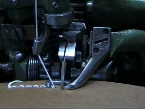 MS55 縫製機のスロー再生
