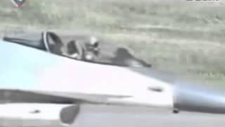 "Así reacciono Jaime Lusinchi cuando Colombia se puso ""comica"" le mando F-16"
