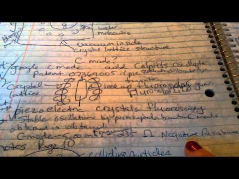 Diagram 52 WOW! Fluorosolar rays oscillator ufo