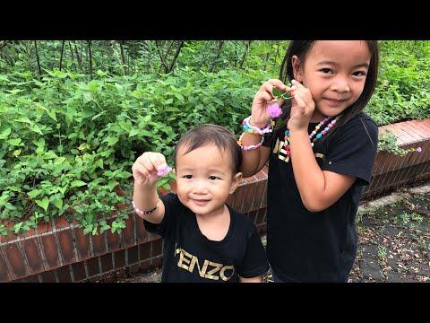 Kenzo Belajar Warna Di Alam Bebas | Learning Colors In The Park