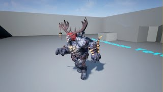 Mixamo Animation Pack in Unreal Engine 4