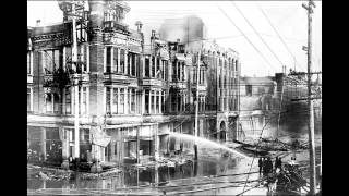 A City In Ruin: San Francisco Earthquake & Fires Of 1906 (Digital Portfolio)