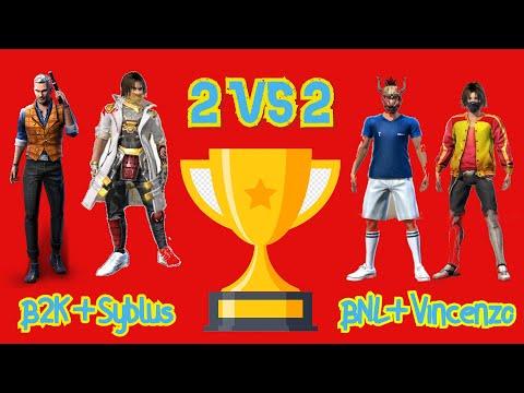 B2K + Syblus  VS BNL + Vincenzo Who Will Win  ?