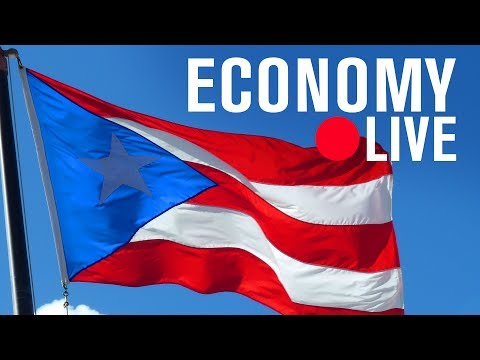 Puerto Rico's ongoing economic crisis | LIVE STREAM