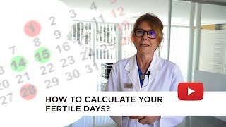 Calculating ovulation: the optimum time for getting pregnant