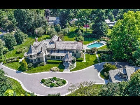 Historic $4 Million 7,000 SQ FT 6 Bed 6 Bath Home on 1.5 Acres in New York USA
