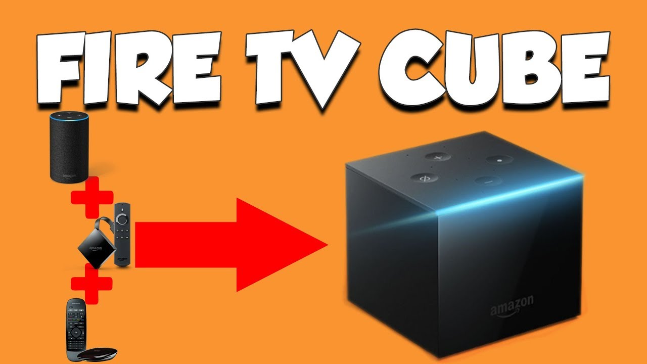 Amazon S Fire Tv Cube Is A 3 In 1 Device Echo Streaming