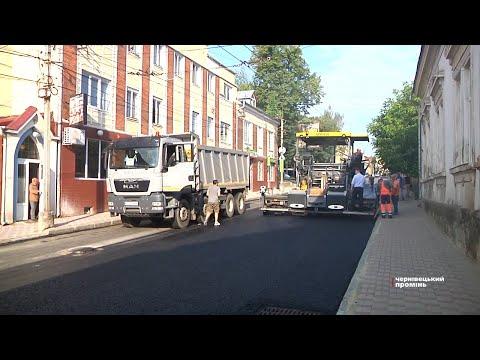 Чернівецький Промінь: Ремонт на фінішній прямій: з понеділка на вулиці Руській відновлять рух транспорту
