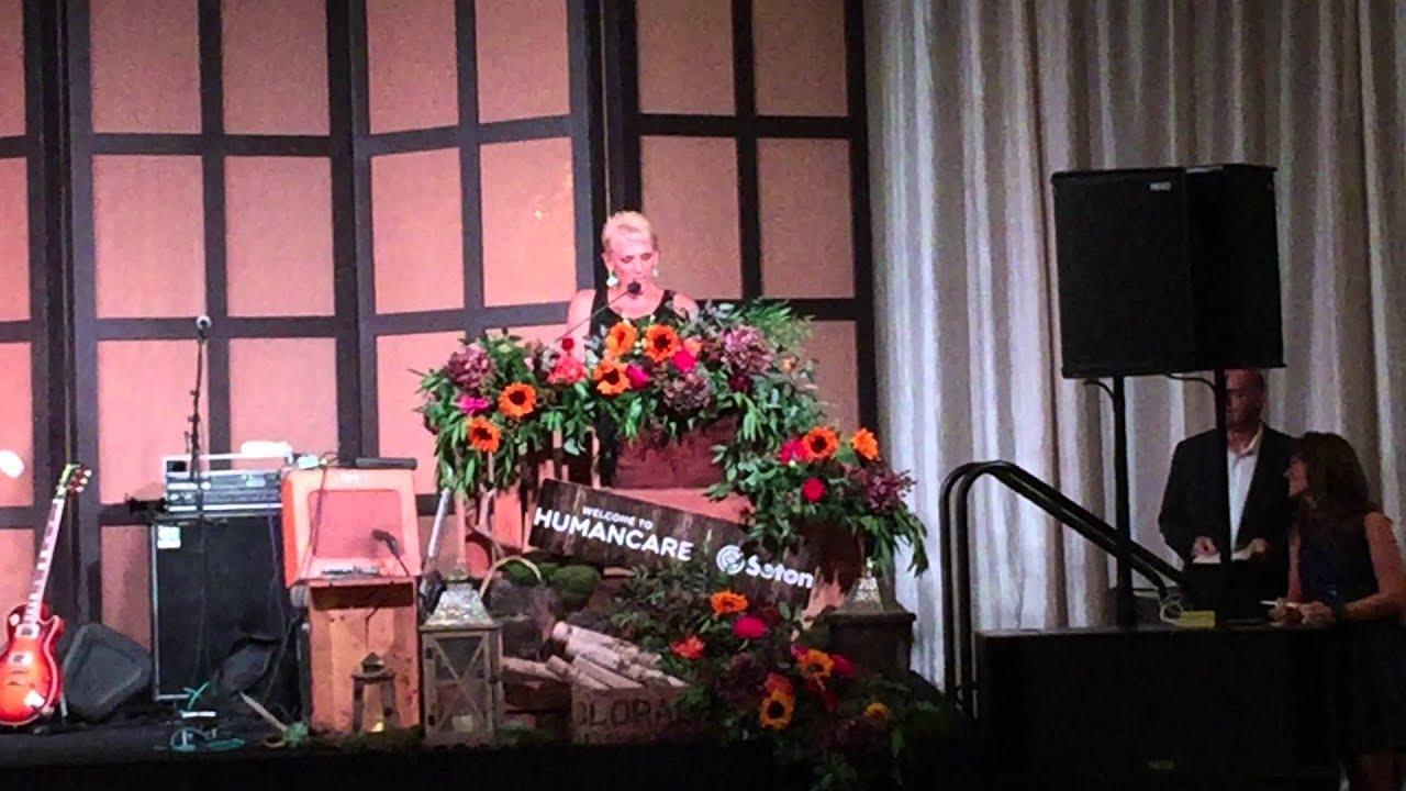 holley kitchen lifer speech at american cancer society cattle barons ball 2015 youtube - Holley Kitchen