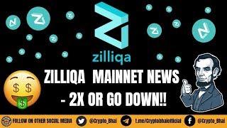 Zilliqa - BOOM or Doom || mainnet news || English