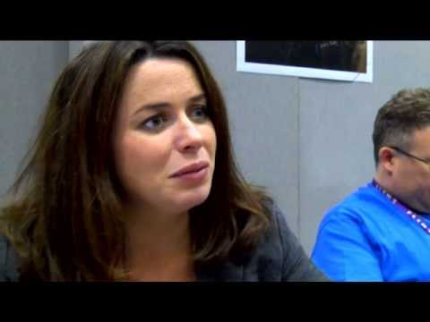 Eve Myles Interview