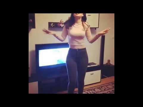 Iranian Beatifull Girl Dance