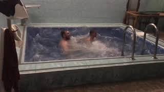 Типичное поведение в бане