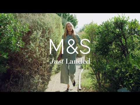 M&S   Just Landed March 20