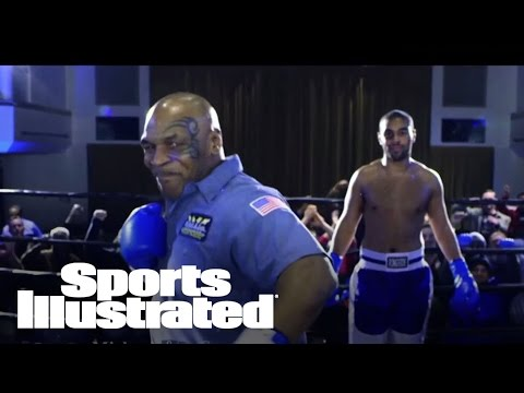 Mustard Minute: Mike Tyson Stars In Local Super Bowl 50 Plumbing Commercial   Sports Illustrated