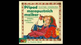 Vlastimil Vondruška - Případ masopustních maškar (Mluvené slovo, Audioknihy | AudioStory)