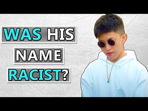 Was Rich Chigga's Name Racist?