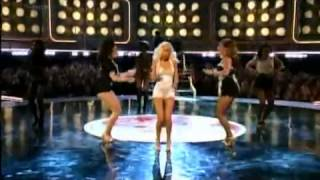Christina Aguilera - Aint No Other Man (MTV Movie Awards 2006)