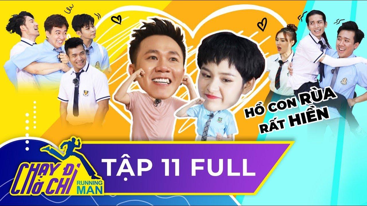 Chạy Đi Chờ Chi| Tập 11 FULL| Trấn Thành xông trận, Song Thỏ tương trợ hết mình|Running Man Việt - Running Man Việt Nam