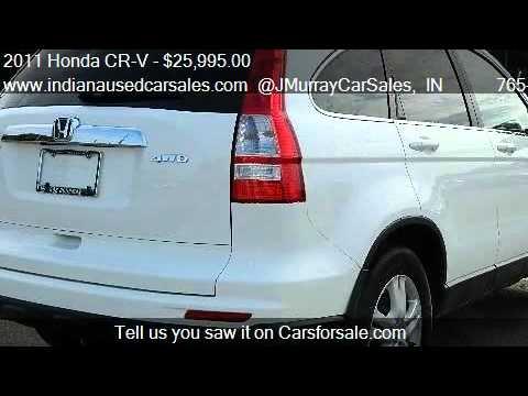 2011 Honda CR-V EX-L Sport Utility 4D - for sale in LAFAYETT