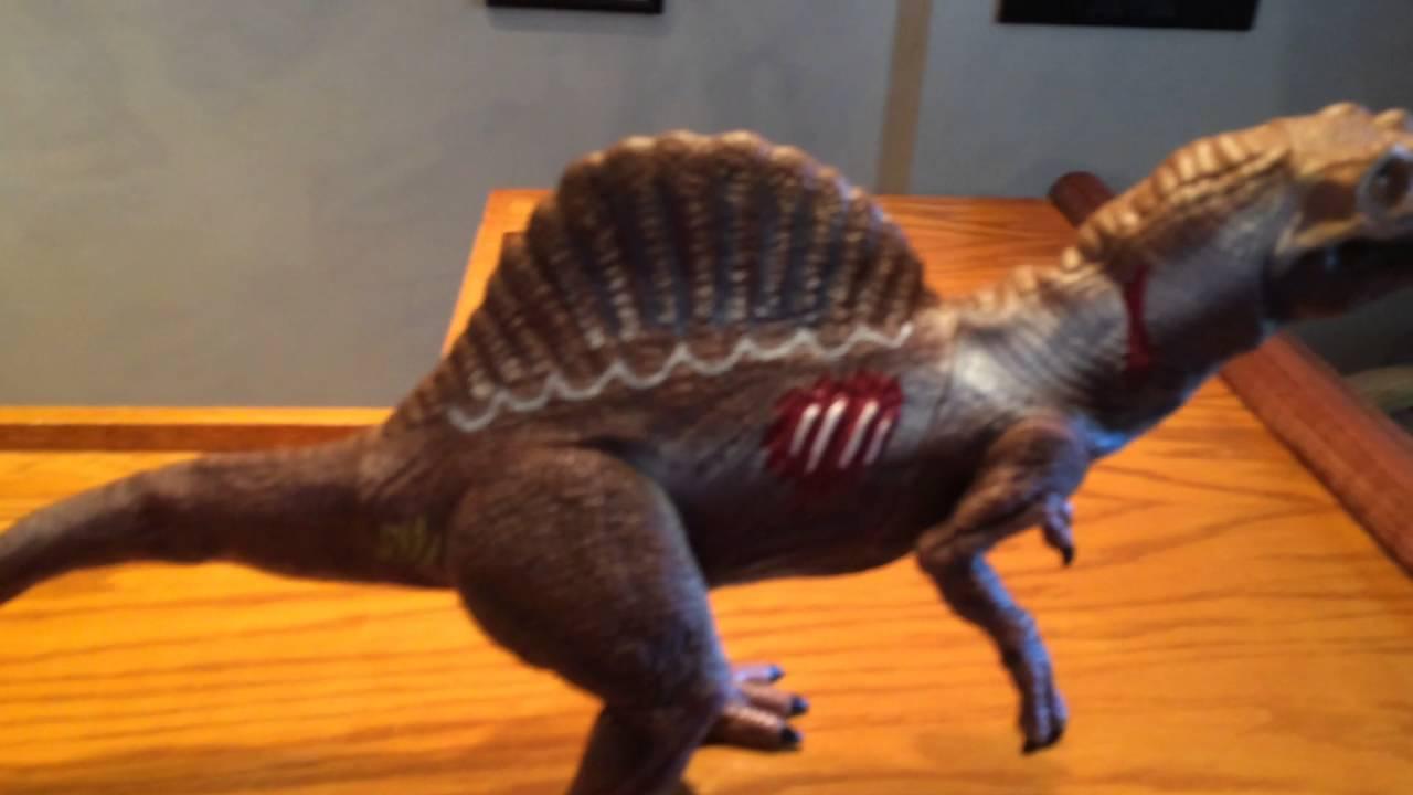 BKFINDZ: Jurassic park 3 animatronic working spinosaurus ...