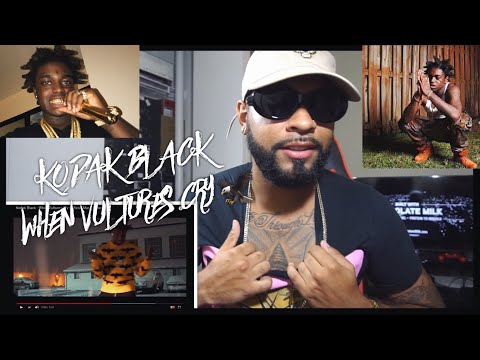 Kodak Black - When Vultures Cry (Official Music Video)| Savagenelly Reaction
