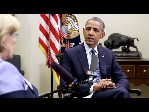 President Obama's Interview With NPR's Nina Totenberg - March 2016