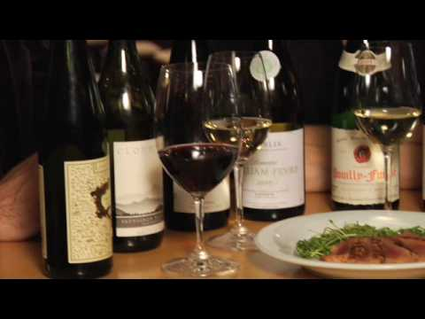 60 Second Wine Expert: Pairing Wine With Fish