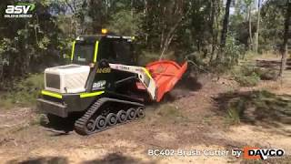 Davco BC402 Brush Cutter by ASV Sales & Service