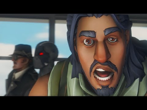 What Really Happens On The Fortnite Battle Bus (SFM Animation)
