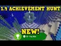 Minecraft Xbox / PE - 1.5 Aquatic Update New Achievement Hunt!