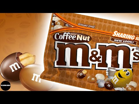 *New* M&M's Coffee Nut (Taste Test & Review)