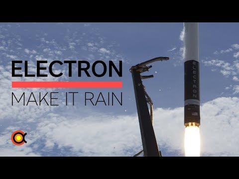 Rocket Lab Make it Rain: Запись старта, всё о миссии
