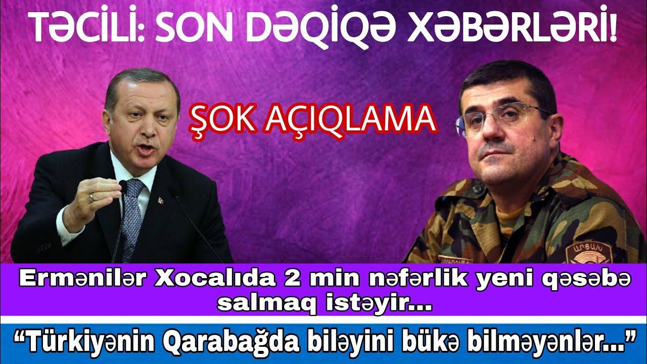 Xəbərlər bugün 07.02.2021, ( Paşinyandan səfirə: Qarabağa getmək üçün Bakıdan icazə alın )