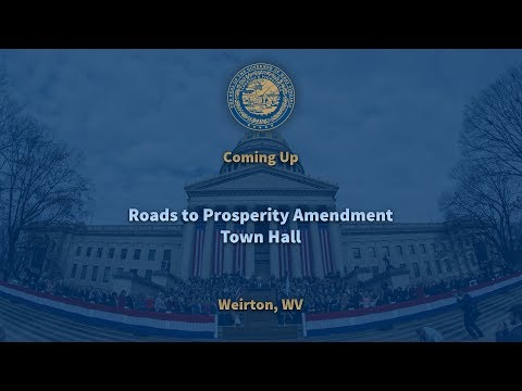 Roads to Prosperity Town Hall - Weirton, WV