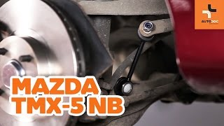 Koppelstang MAZDA verwijderen - videohandleidingen