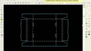 Aokecut@163.com Drawing Of Kasemake Carton Box Design Software