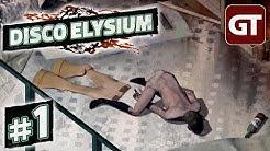 Das beste Rollenspiel 2019 - Disco Elysium #1 - Let's Play Deutsch/German (4K)
