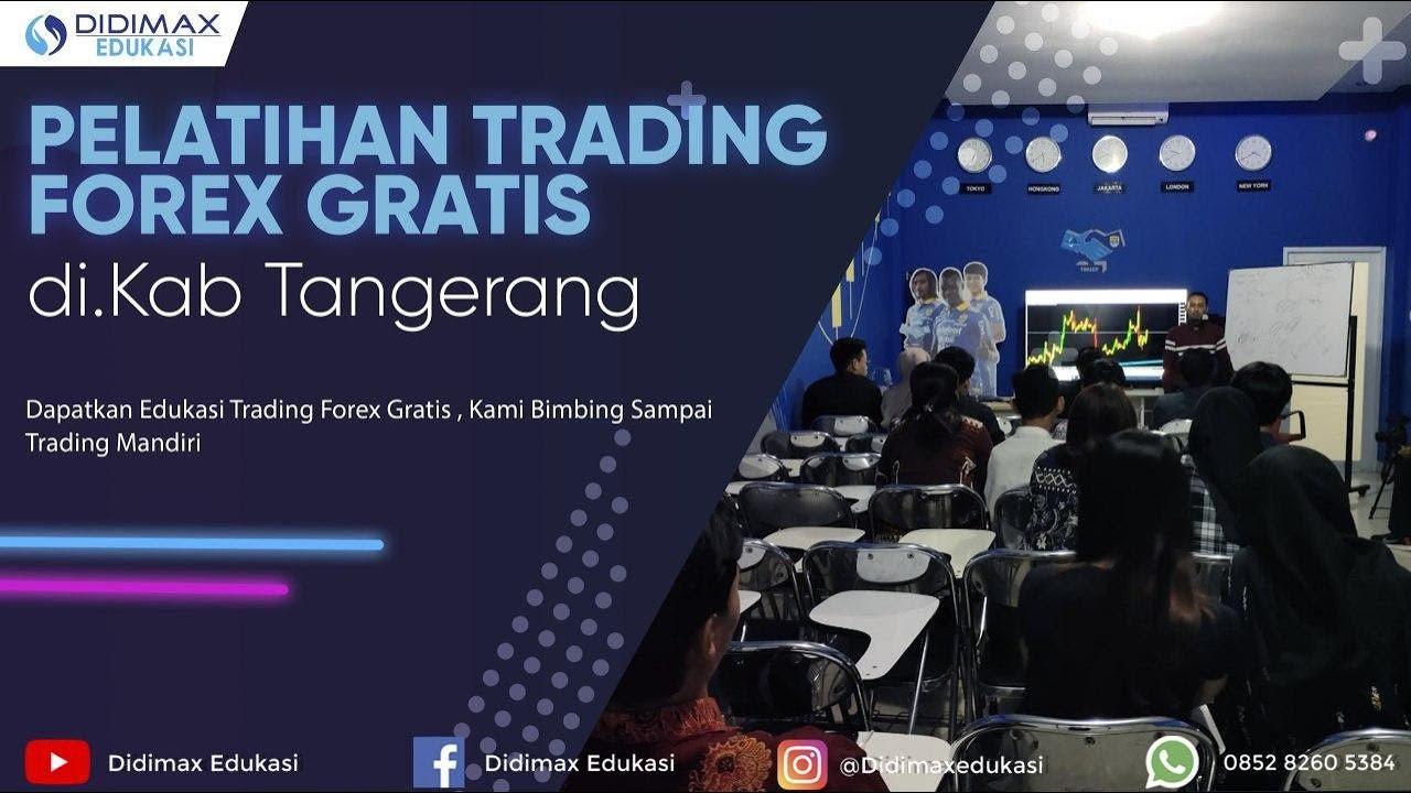 Pelatihan forex jakarta education as private investment money