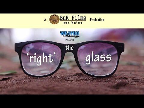 Award Winning Silent Short Film | The 'Right' Glass | Drama | BnR Films | Universal Children's Day
