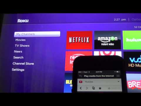 How to install YouTube on Roku 1, 2 and LT
