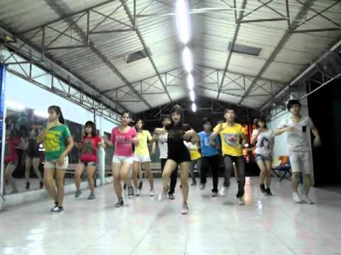 Lop hoc nhay hien dai Binh Thanh - Flashback_After School - [BoBo's class]